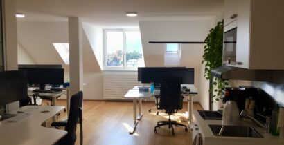 """Penthouse-Office"" direkt am Central"